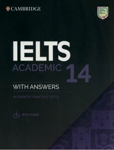IELTS 14 Academic Student's Book with Answers (英語)