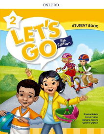 Let's Go 2: Student Book 5版 (英語)