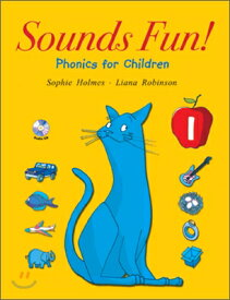 Sounds Fun! 1 : Phonics for Children (英語)