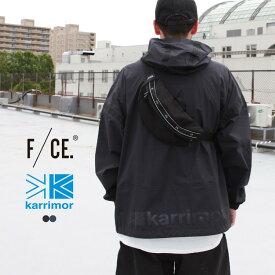 F/CE. karrimor エフシーイー カリマー バッグ ヒップバッグ ウエストポーチ SL2 FCE
