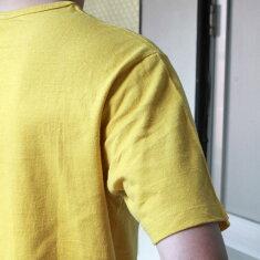 ゴーヘンプGOHEMPBASICS/SLTEETシャツトップス半袖ヘンプ無地メンズレディースアウトドア2021SS