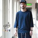 ゴーヘンプ GOHEMP BASIC FOOTBALL TEE Tシャツ トップス ロンT 七分袖 ヘンプ 無地 メンズ レディース アウトドア 2021SS