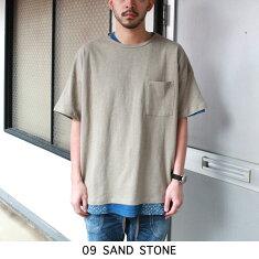ゴーヘンプGOHEMPgohempWIDEPKTEE/H/OCJERSEYトップスTシャツ半袖【2019SS新作】