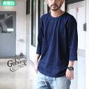 GOHEMP(ゴーヘンプ)BASIC FOOTBALL TEE / INDIGO / トップス / Tシャツ