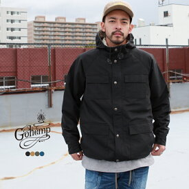 ゴーヘンプ GO HEMP gohemp アウター SIERRA DESIGNS × GH MOUNTAIN SHORT PARKA / 60/40 CLOTH 2019AW
