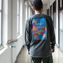 GOWEST go west ゴーウエスト トップス GRATEFUL DAY L/SL T-SHIRTS(ROSE)2020SS