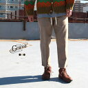 GOWEST go west ゴーウエスト ボトムス パンツ BAKERS BANQUET PANTS / BACK CHINO CLOTH