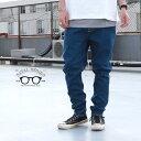 ネイタルデザイン NATAL DESIGN デニム ボトムス パンツ サルエル S600-s Sarouel Pants Stretch -OLD BLUE- 2020SS