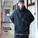 ナチュラルバイシクル Naturalbicycle 60/40 Sound Hole Hoodie 【MADE IN JAPAN series】アウター パーカー