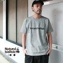 """ナチュラルバイシクル Naturalbicycle Cotton T """"NEO LOGO"""" Tシャツ 半袖 トップス"""