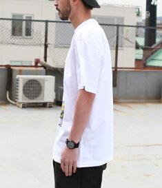 ナチュラルバイシクルNaturalbicycleTシャツ半袖トップスEZOBANDCPT
