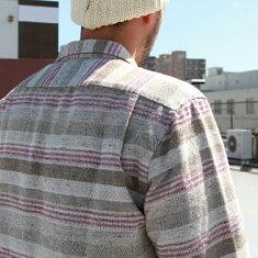 ナチュラルバイシクルNaturalbicycleトップスシャツNorthernShirts【2018AW新作】