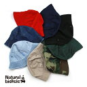 ナチュラルバイシクル Naturalbicycle ハット バケットハット EZO BAND Embroid Bucket Hat 2019AW