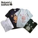 ナチュラルバイシクル Naturalbicycle N.D.C.R Side Panel T / Tシャツ