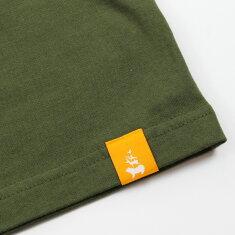 ナチュラルバイシクルNaturalbicycleトップスTシャツ自(おのれ)BIGT2021SS