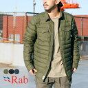 Rab(ラブ)【2017AW新作】Downtime Shirt / アウター / ジャケット