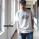 レミーラ remilla トップス Tシャツ PLANTS IN WIND 2020SS