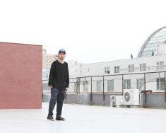 スピナーベイトSpinnerBait【2018AW新作】クルーネックラグランL/SLTEEアメリカンワッフル/トップス