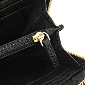 長財布(ラウンドファスナー)32172001財布レディースBLACK【トリバーチトリーバーチ送料無料】