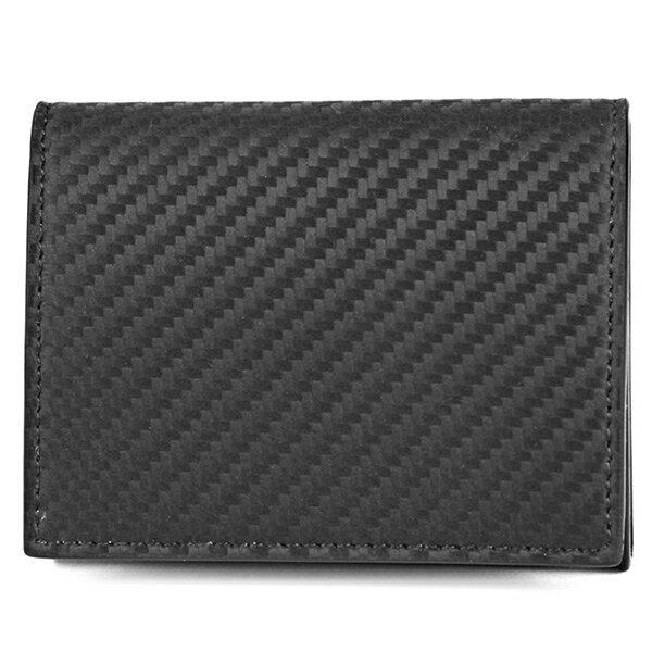 ダンヒル コインケース dunhill L2Z5C1A 財布 シャーシ CHASSIS コインパース メンズ BLACK ブラック 黒 カーボン調 ボックス型 シンプル スマート【 送料無料】