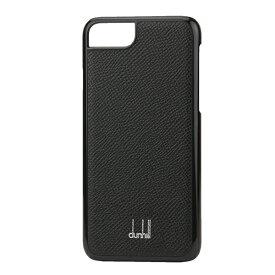 ダンヒル iPhone7/iPhone8 スマートフォンケース dunhill L2CCA9A ブランド小物 カドガン CADOGAN IPHONE カバー メンズ BLACK ブラック 黒【 送料無料】