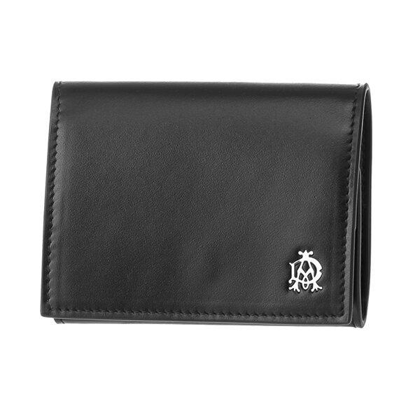 ダンヒル コインケース dunhill L2A3C1A 財布 ウェセックス WESSEX コインパース メンズ BLACK ブラック 黒 ボックス型 ADロゴ シンプル スマート【 送料無料】