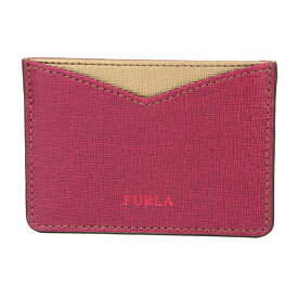 フルラ カードケース FURLA PS28 SSM 904406 ブランド小物 ジョイア GIOIA S カードケース レディース AMARENA b(アマレーナ)/BRONZO(ブロンゾ) 赤紫/ブロンズ【 送料無料】