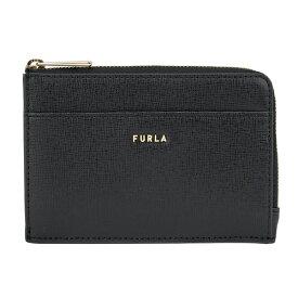 フルラ カードケース FURLA 1056876 PCZ4 B30 O60 ブランド小物 バビロン BABYLON M CREDIT CARD CASE レディース NERO(ネロ) ブラック 黒【 送料無料】