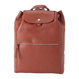 1bd1d0709c86 ロンシャン リュックサック LONGCHAMP 1550 021 404 バッグ ル・フローネ LE FOULONNE BACKPACK レディース  Chataigne