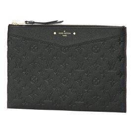 ead84816af6c ルイヴィトン ポーチ Louis Vuitton M62937 ブランド小物 モノグラム アンプラント MONOGRAM EMPREINTE  デイリーポーチ レディース NOIR(ノワール) ブラック 黒 ...
