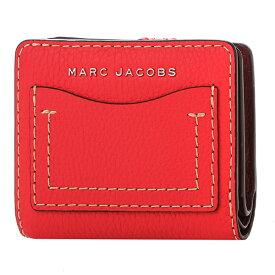 c085871f1af4 マークジェイコブス 2つ折り財布 MARC JACOBS M0014522 672 財布 ザ グラインド THE GRIND Tポケット