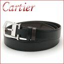 カルティエ ベルト CARTIER L5000152 ブランド小物 デコール メンズ ブラック 黒 ブラウン【 カルチェ 送料無料 楽天】