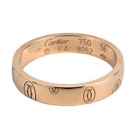 カルティエ リング CARTIER B4051100 アクセサリー ハッピーバースデー Cモチーフコレクション ユニセックス ピンク ゴールド K18【 送料無料】