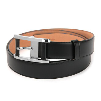 Cartier CARTIER belts brand accessory masculine MASCULINE TANK AM? RICAINE L5000512 mens black Black simple formal adult