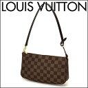 ルイヴィトン ポーチ Louis Vuitton N41206 ブランド小物 ダミエ アクセサリー ポシェット アクセソワール レディース…