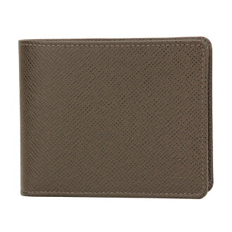 路易威登2个机会钱包Louis Vuitton M30488钱包泰加森林人GREE再黄褐色