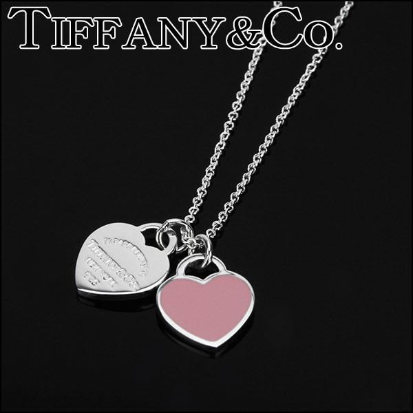 ティファニー ネックレス TIFFANY 28751249 アクセサリー リターン レディース トゥ ダブル ハート タグ 【 Tiffany&Co 送料無料】