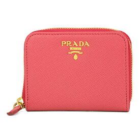 531ffec96e34 プラダ コインケース PRADA 1MM268 QWA F0505 財布 サフィアーノ メタル SAFFIANO METAL レディース  PEONIA(ペオニア