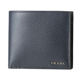 二 つ折り 財布 プラダ