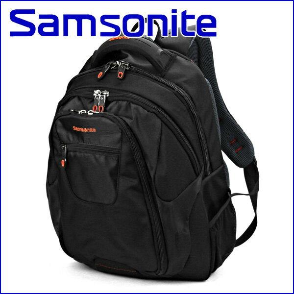 サムソナイト リュックサック Samsonite 44332-1041 バッグ テクトニック TECTONIC MEDIUM BACKPACK メンズ BLACK ブラック 黒 バックパック 15.6インチ ビジネスバッグ【 送料無料】