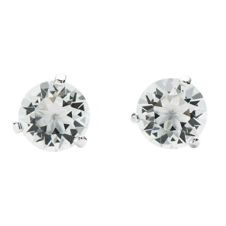 Swarovski Pierced Earrings 1800046 Accessories Solitaire Women S Silver Stud Type
