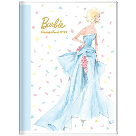 サンスター文具 2022年 手帳・ダイアリー 週間 B6 ストーリーブック バービー ロバートベスト ブルー Barbie 大人可愛い S2954095 - 送料無料※600円以上 メール便発送