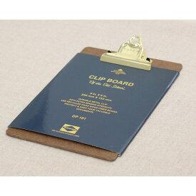 PENCO クリップボード オールドスクール ゴールド A5 DP161 - 送料無料 メール便発送