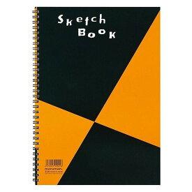 マルマン スケッチブック 図案印刷シリーズ A4(287×202mm) 並口画用紙 24枚 S131 - 送料無料 メール便発送
