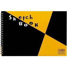 マルマン スケッチブック 図案シリーズ B5 画用紙 S140 - 送料無料※600円以上 メール便発送
