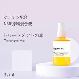 トリートメントの素 ・32ml 髪の NMF 原料混合液 トリートメント ケラチン配合 トリートメントのもと 送料無料
