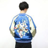 うる星やつらスカジャンUSSJ-001/漫画少年サンデーラムちゃん高橋留美子