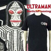 ウルトラマン総刺繍半袖TシャツULST-007ダダと和模様