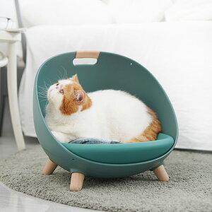 猫 ベッド 家 4way 接触冷感 ...