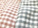 【ギンガムチェック 限定色 リネンシリーズ】麻ブラウス 麻ボトムス リネン100% リネン セミオーダー リゾート リネン 麻